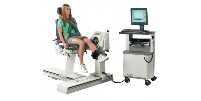 Isokinetic Dynamometer Biodex System 4 MVP
