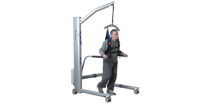 Biodex NxStep Unweighing System patient walking weight-assisted