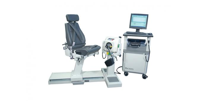 Biodex Isokinetic Dynamometer System 4