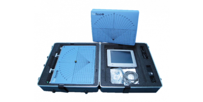 Biodex BioSway Travel Case Balance